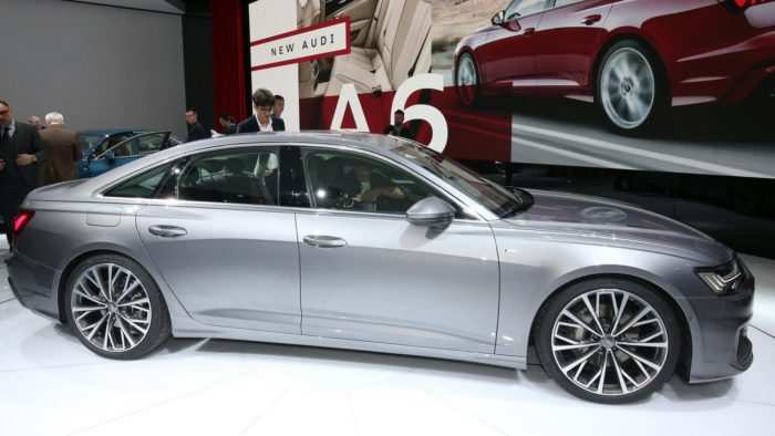 99 A 2020 The Audi A6 Review And Release Date