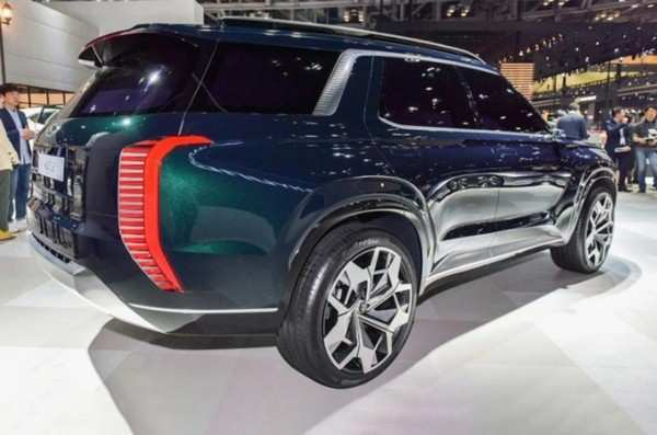 99 A Hyundai Palisade 2020 Price In India Redesign And Concept
