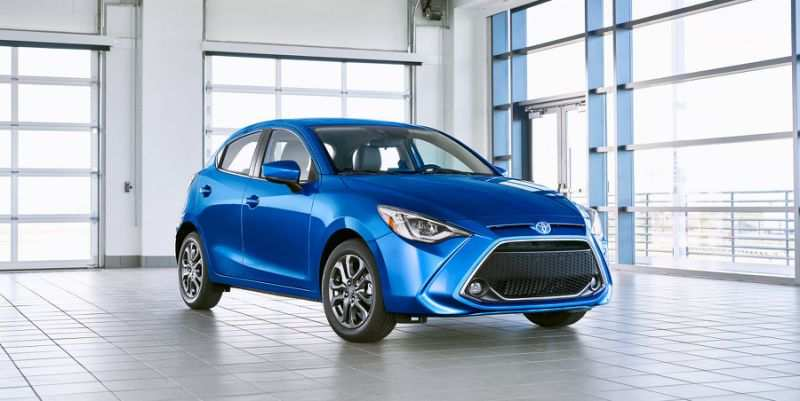 99 A Toyota Yaris Sedan 2020 Picture