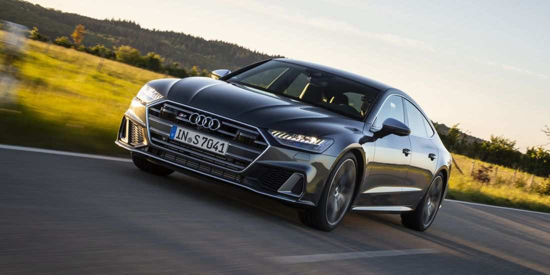 99 All New 2019 Audi S7 Picture