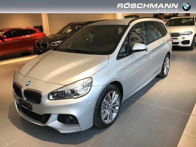 99 All New 2019 BMW 220D Xdrive Pictures
