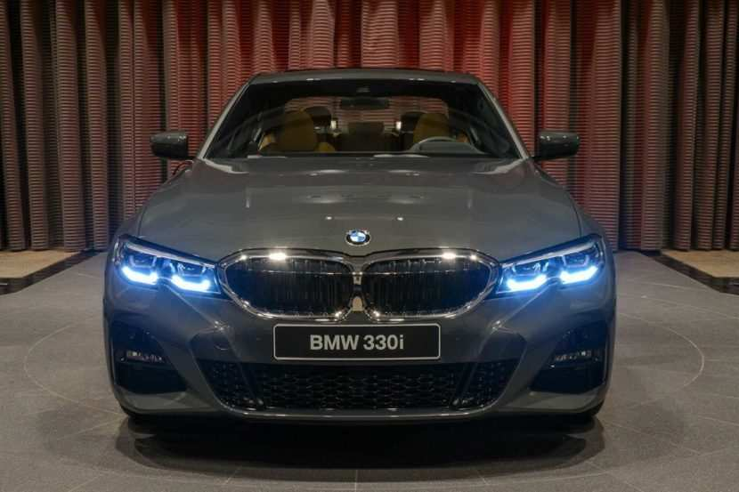 99 All New 2019 BMW 3 Series Exterior