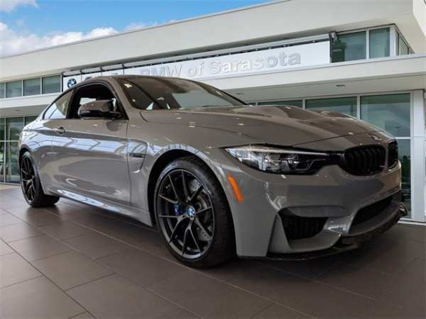 99 All New 2019 BMW M4 Concept