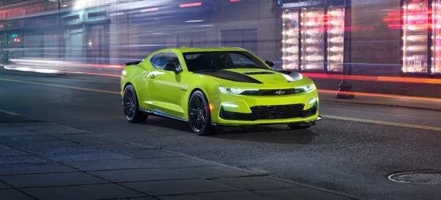 99 All New 2019 Chevy Camaro Release Date And Concept