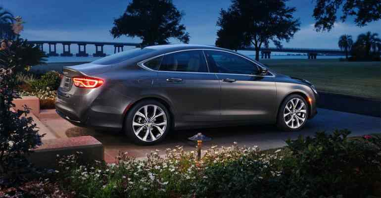 99 All New 2019 Chrysler 200 Redesign And Concept