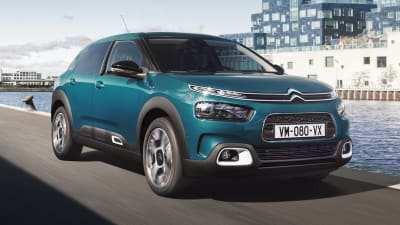 99 All New 2019 Citroen C4 Redesign And Concept