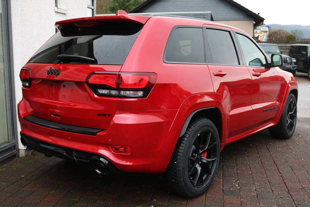 99 All New 2019 Grand Cherokee Srt New Concept