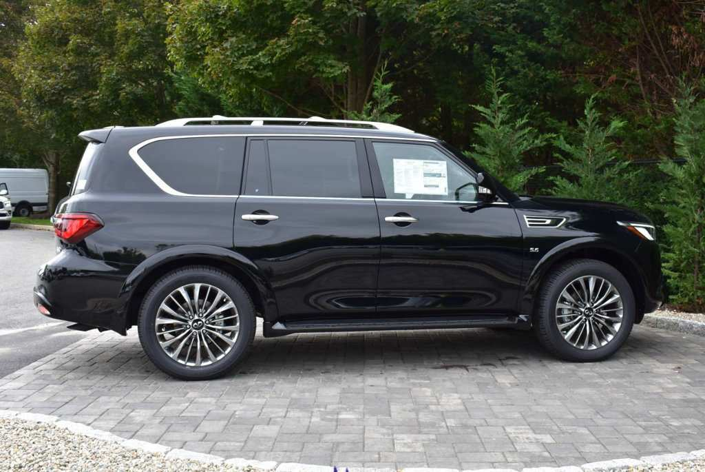 99 All New 2019 Infiniti QX80 Exterior