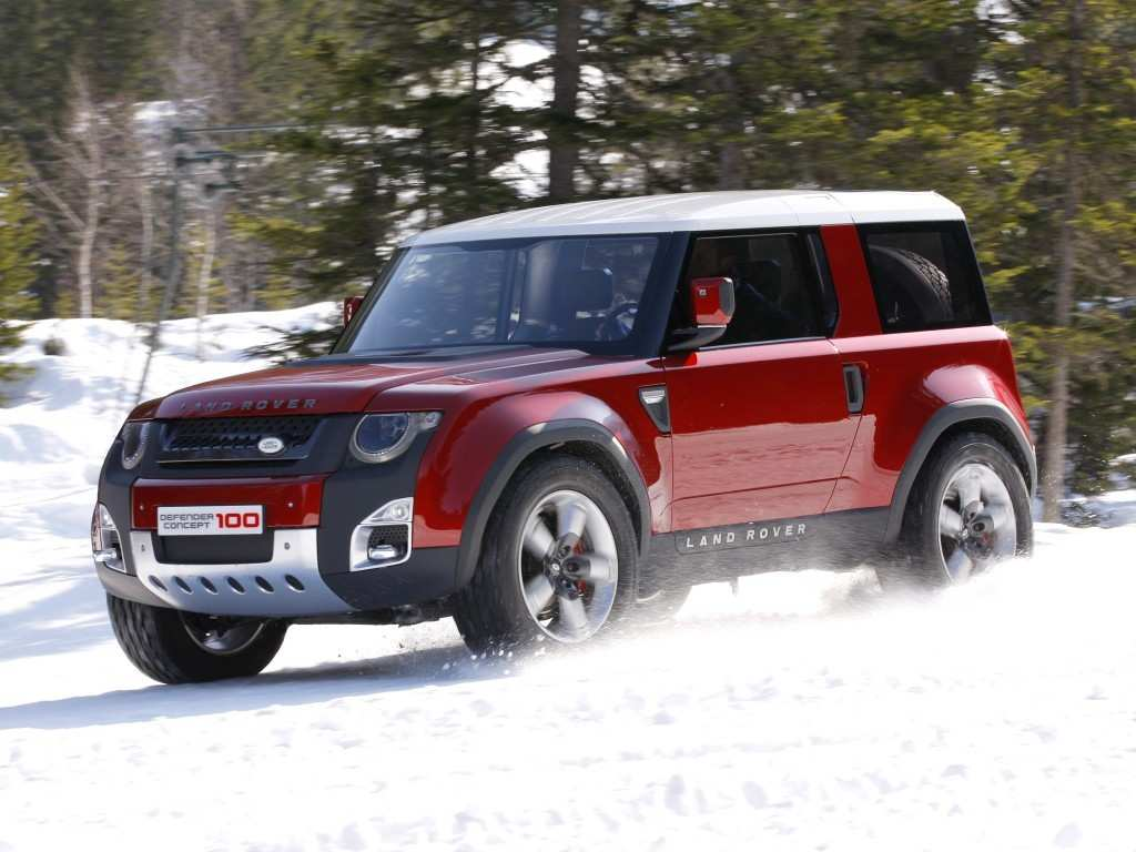 99 All New 2019 Land Rover Defender Pricing