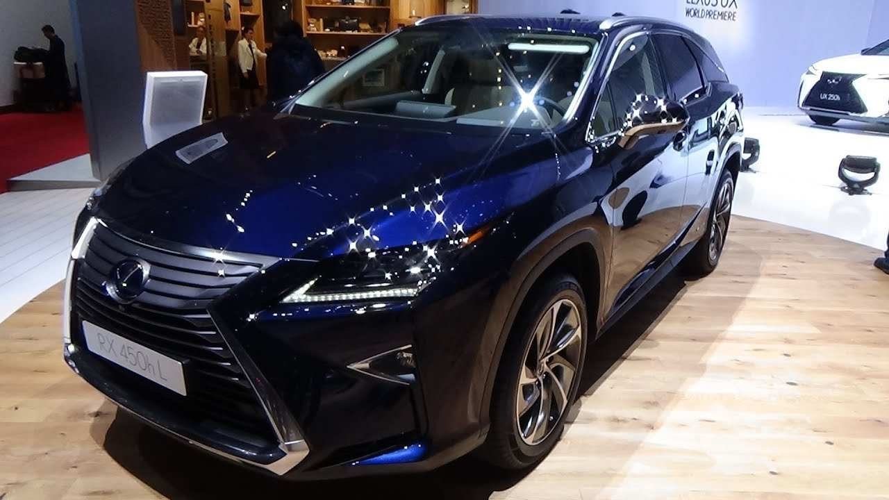 99 All New 2019 Lexus RX 450h Style