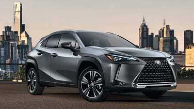 99 All New 2019 Lexus Ux Release Date Spy Shoot