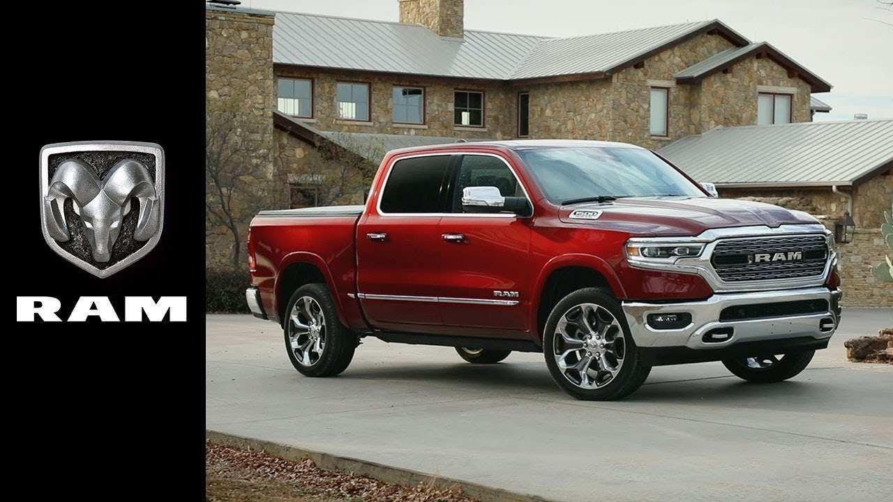 99 All New 2019 RAM 1500 Exterior And Interior