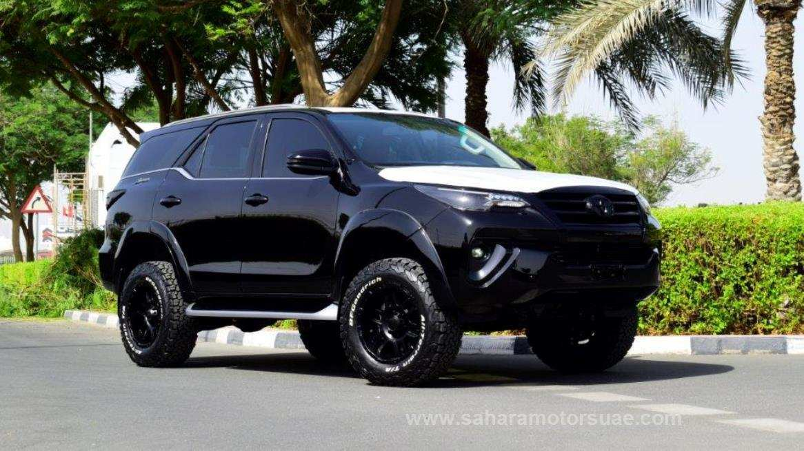 99 All New 2019 Toyota Fortuner Price