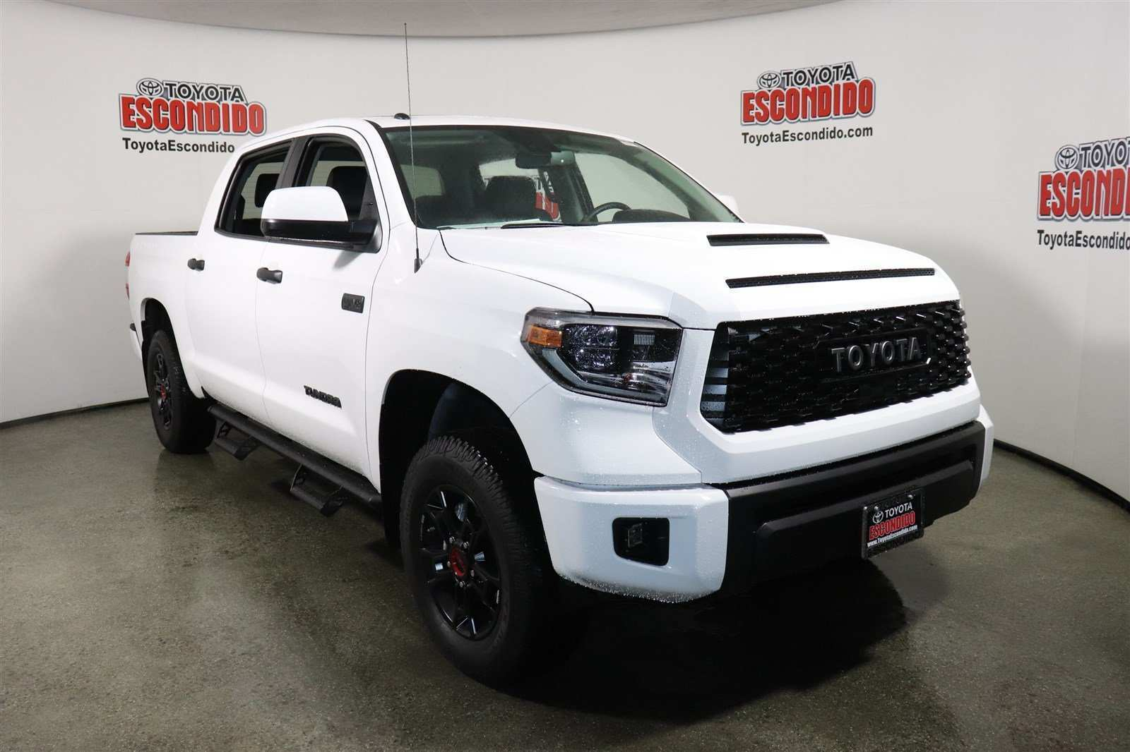 99 All New 2019 Toyota Tundra Trd Pro First Drive