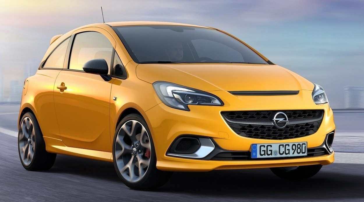 99 All New 2019 Vauxhall Corsa VXR Configurations