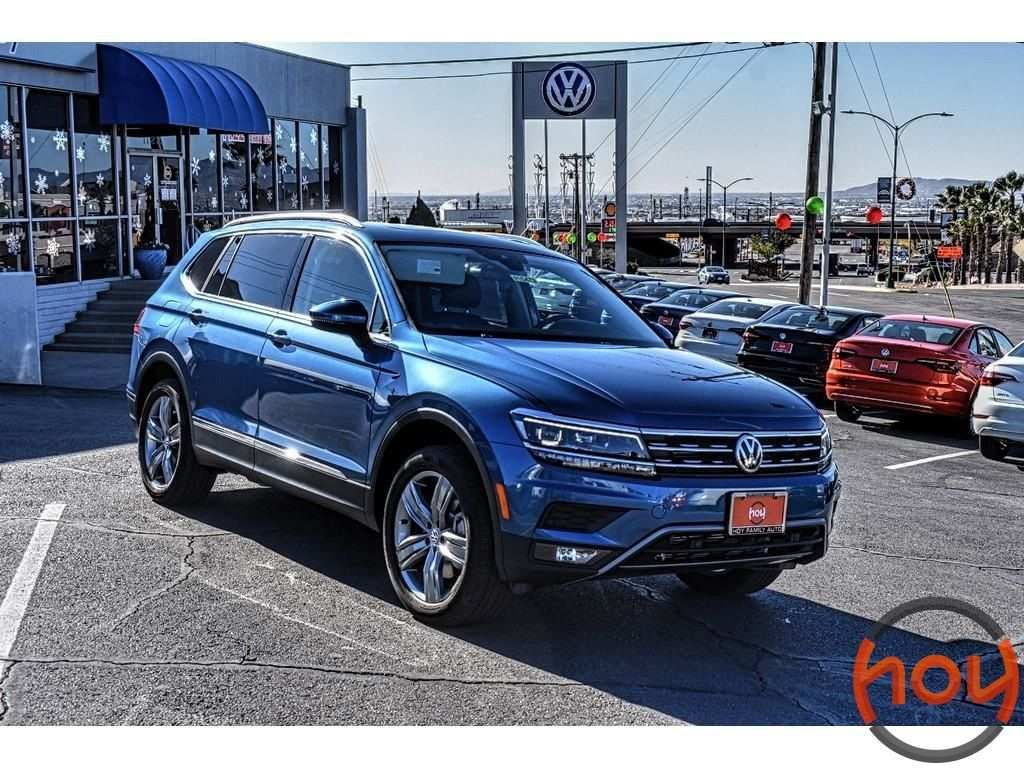 99 All New 2019 Volkswagen Tiguan Redesign
