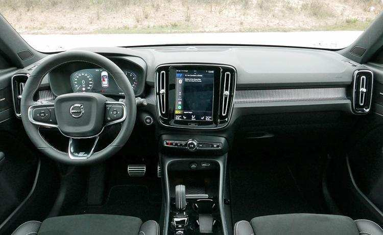 99 All New 2019 Volvo Xc40 Interior Photos