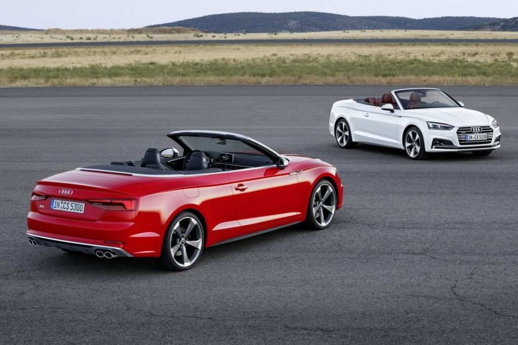 99 All New 2020 Audi Rs5 Cabriolet Spesification