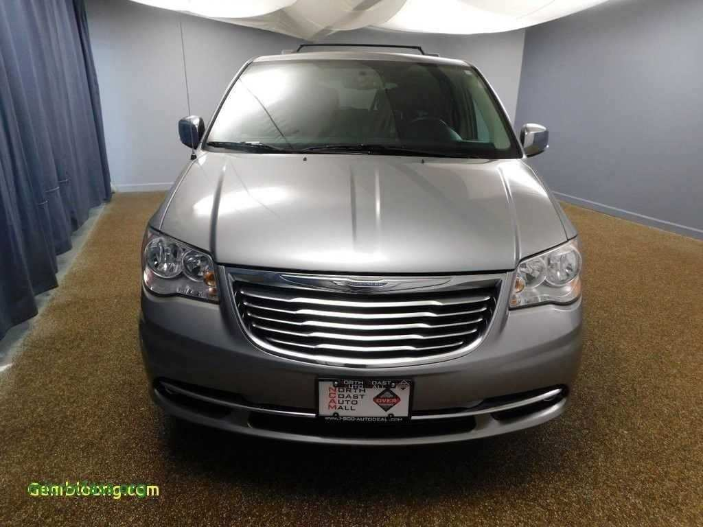 99 All New 2020 Chrysler Town Country Awd Performance