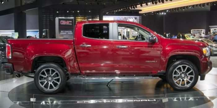 99 All New 2020 GMC Canyon Updates Wallpaper