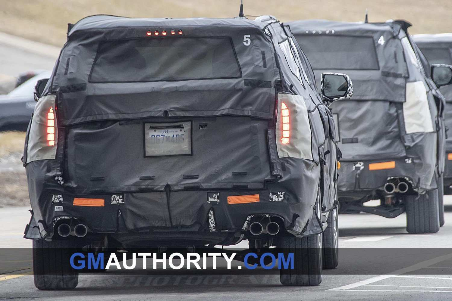 99 All New 2020 GMC Yukon Spy Photos Model