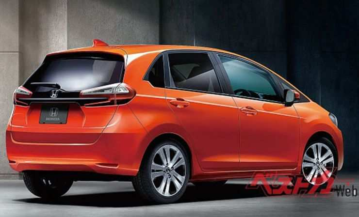 99 All New 2020 Honda Jazz Spy Shoot