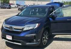 2020 Honda Pilot Youtube