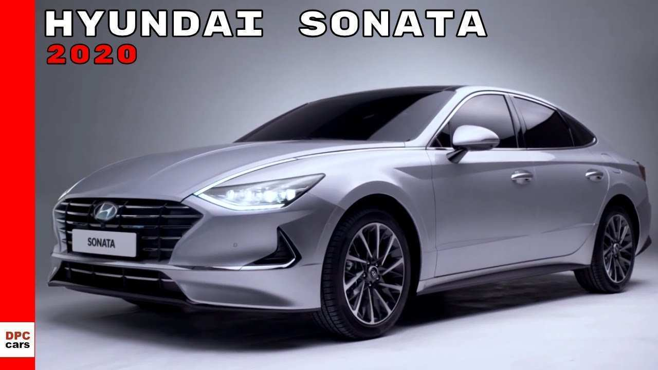 99 All New 2020 Hyundai Sonata Build Price