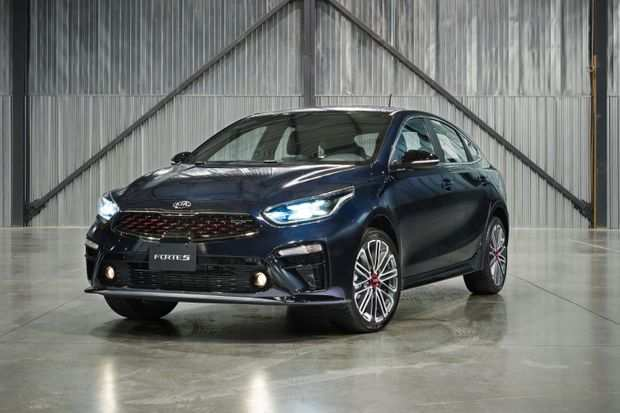 99 All New 2020 Kia Forte Hatchback Picture