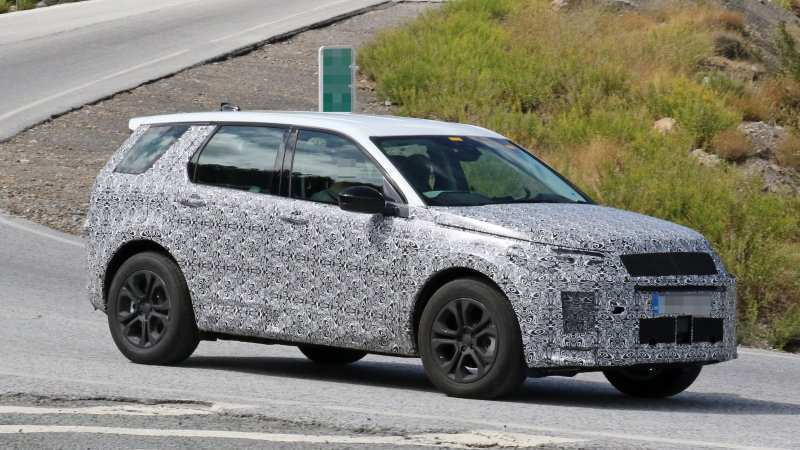 99 All New 2020 Land Rover Discovery Sport Rumors