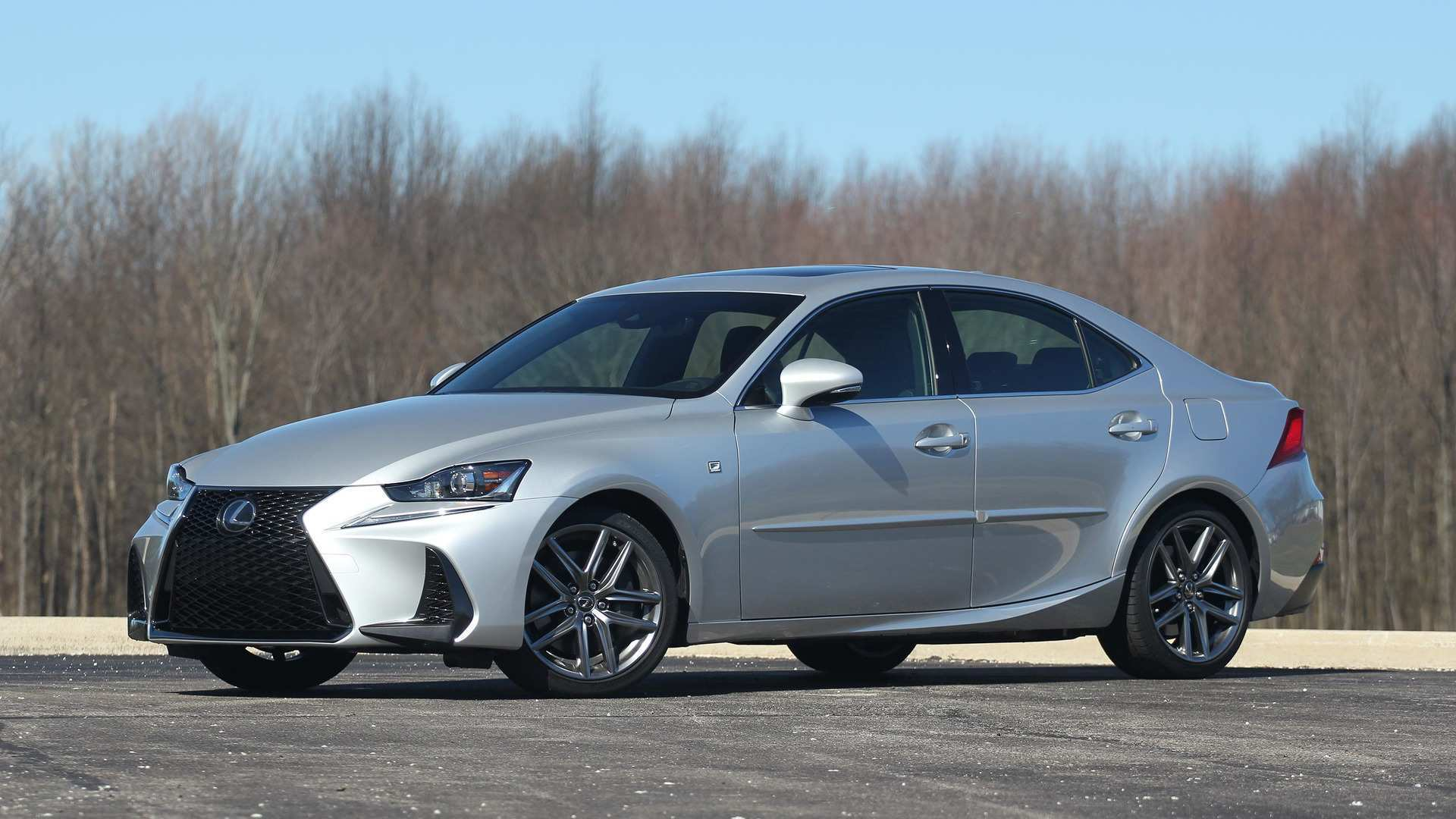 99 All New 2020 Lexus IS350 Review