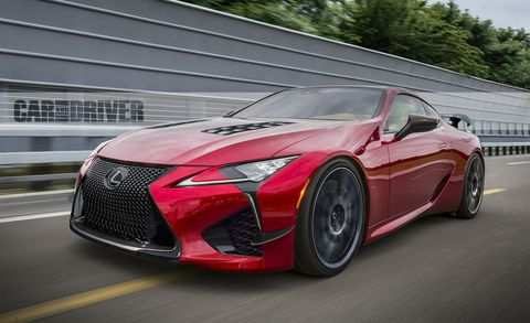 99 All New 2020 Lexus Lf Lc Release Date