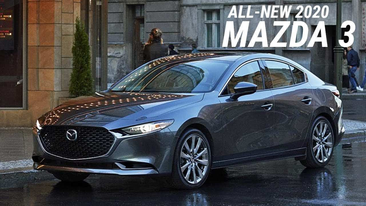 99 All New 2020 Mazda 3 Sedan Picture