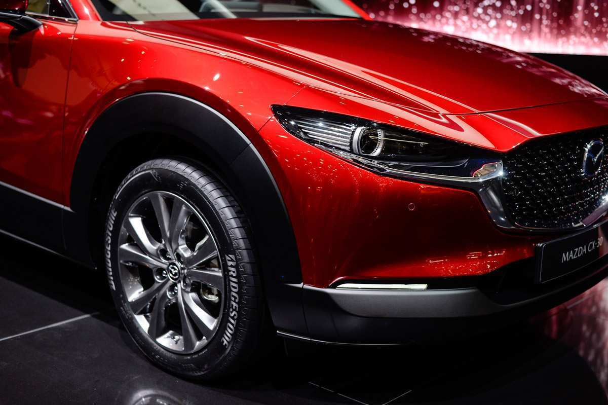 99 All New 2020 Mazda Cx 3 New Concept