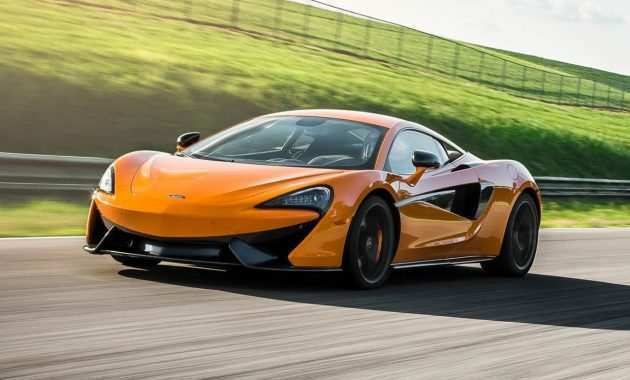 99 All New 2020 McLaren 570S Coupe Speed Test