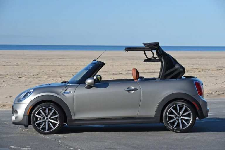 99 All New 2020 Mini Cooper Convertible S Performance And New Engine