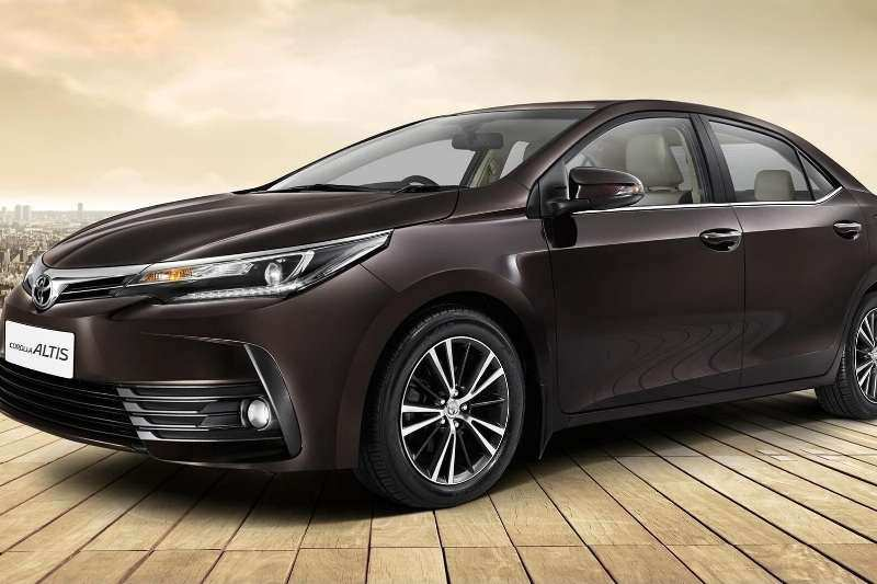 99 All New 2020 New Toyota Avensis Spy Shots New Concept