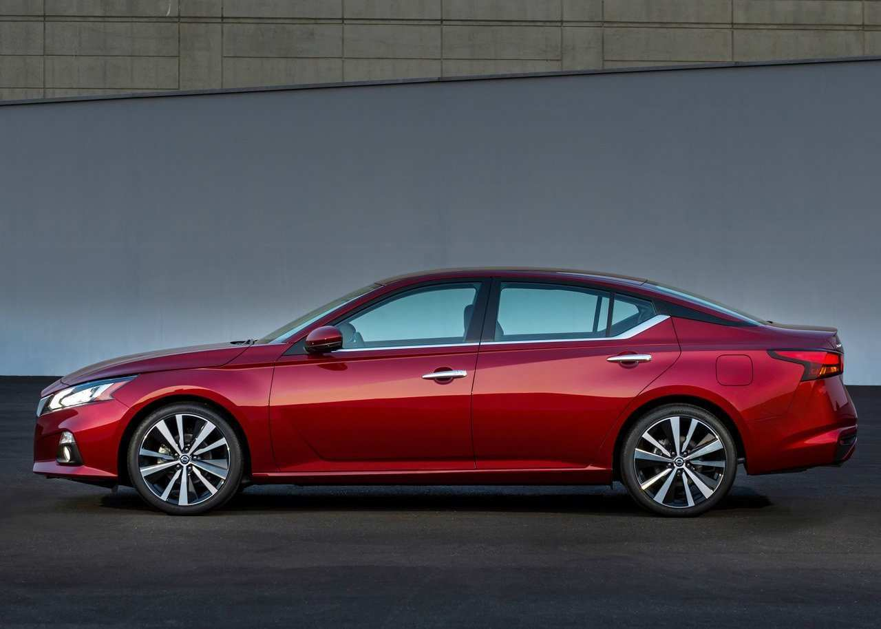 99 All New 2020 Nissan Altima Exterior And Interior