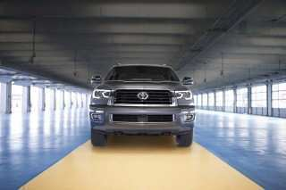 99 All New 2020 Toyota Sequoia Spesification
