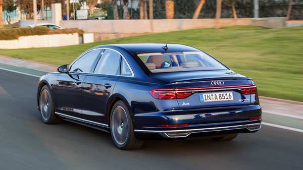 99 All New Audi A8 2020 Performance And New Engine