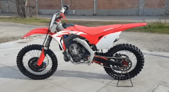 99 All New Honda Motocross 2020 Concept