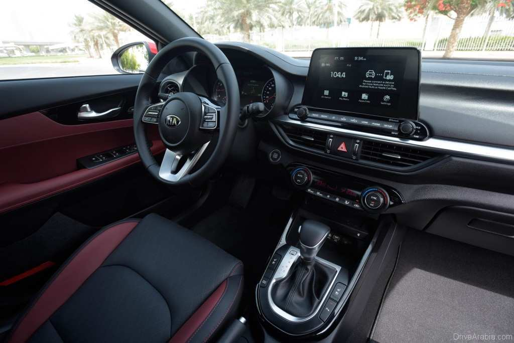 99 All New Kia Cerato 2019 Interior Interior