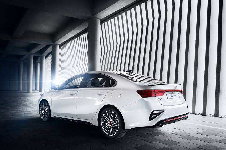 99 All New Kia Forte Gt Line 2020 Images