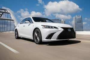 99 All New Lexus Es 2019 Debut First Drive