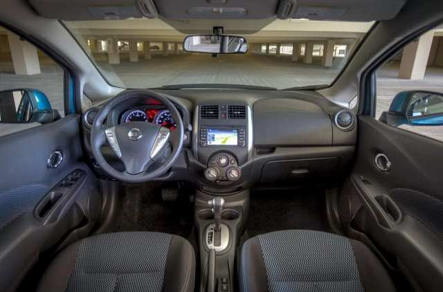 99 All New Nissan Versa 2019 Interior Release Date