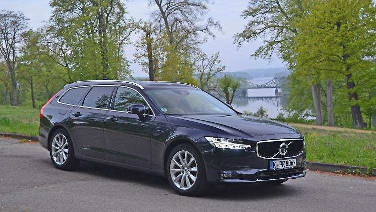 99 All New Volvo V90 Photos