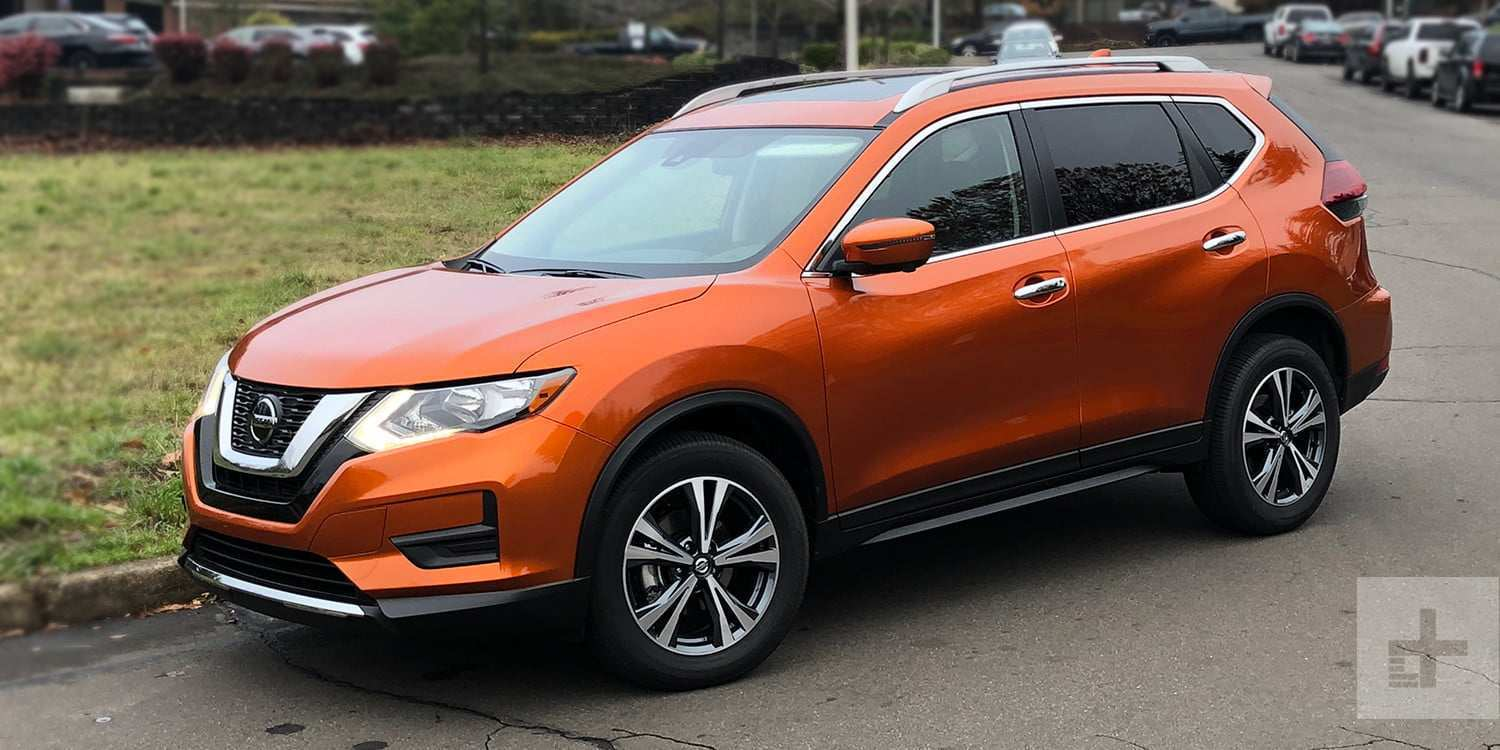 99 Best 2019 Nissan Rogue New Review