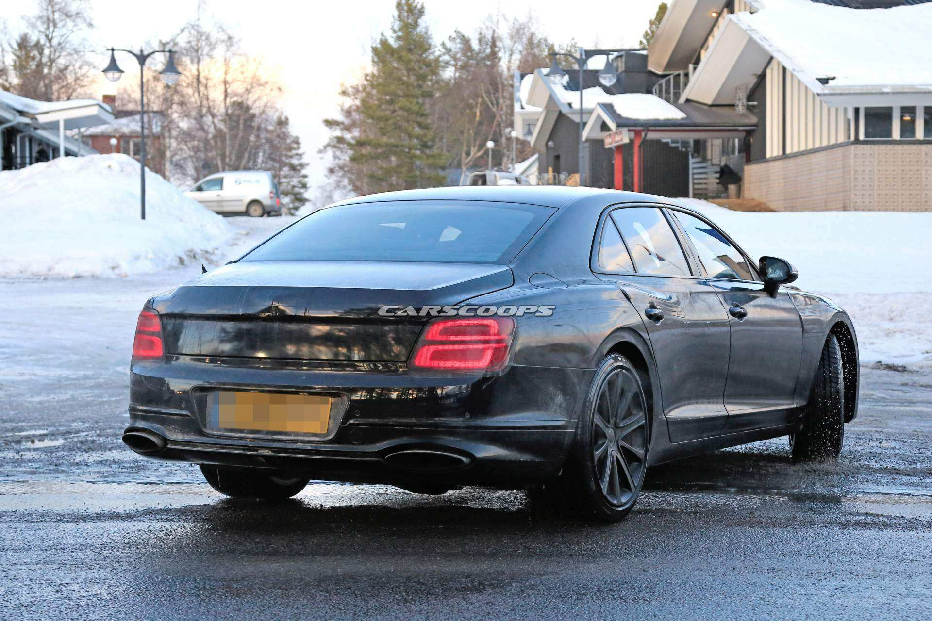 99 Best 2020 Bentley Flying Spur Price Design And Review