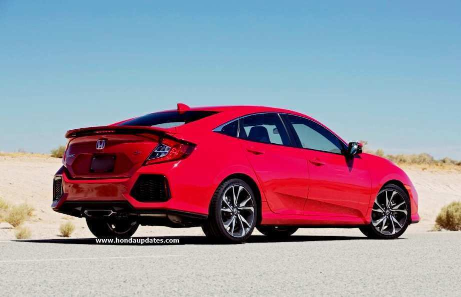99 Best 2020 Honda Civic Si Sedan New Model And Performance