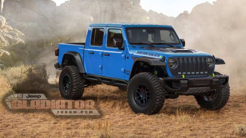 99 Best 2020 Jeep Gladiator Hercules Pricing